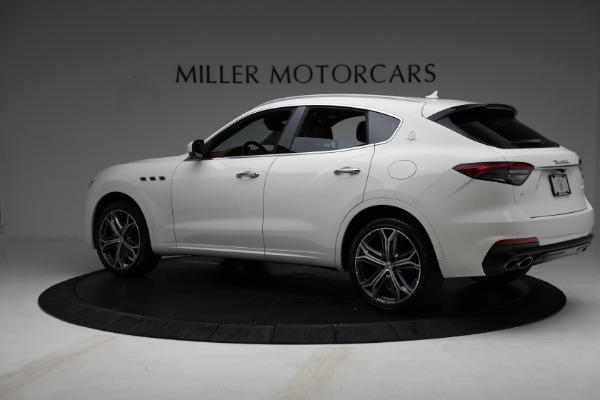 New 2021 Maserati Levante Q4 for sale $85,625 at Bentley Greenwich in Greenwich CT 06830 4