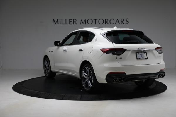 New 2021 Maserati Levante Q4 for sale $85,625 at Bentley Greenwich in Greenwich CT 06830 6