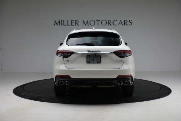 New 2021 Maserati Levante Q4 for sale $85,625 at Bentley Greenwich in Greenwich CT 06830 7