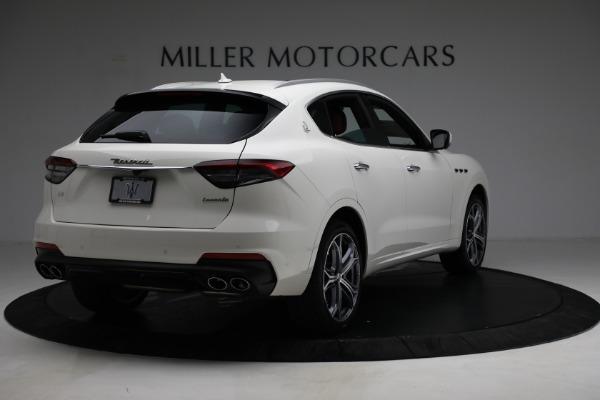 New 2021 Maserati Levante Q4 for sale $85,625 at Bentley Greenwich in Greenwich CT 06830 8