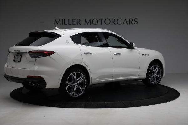 New 2021 Maserati Levante Q4 for sale $85,625 at Bentley Greenwich in Greenwich CT 06830 9