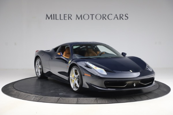 Used 2011 Ferrari 458 Italia for sale $179,900 at Bentley Greenwich in Greenwich CT 06830 11