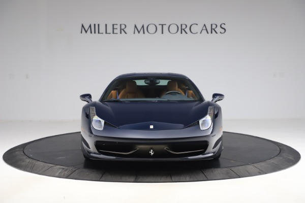 Used 2011 Ferrari 458 Italia for sale $179,900 at Bentley Greenwich in Greenwich CT 06830 12