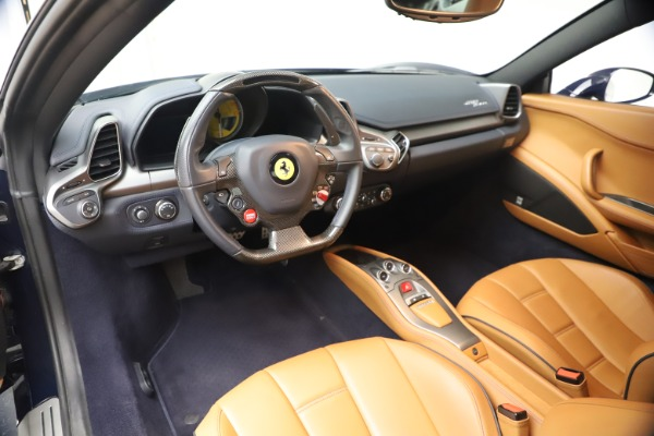 Used 2011 Ferrari 458 Italia for sale $179,900 at Bentley Greenwich in Greenwich CT 06830 13