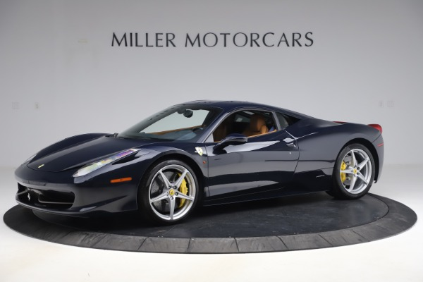 Used 2011 Ferrari 458 Italia for sale $179,900 at Bentley Greenwich in Greenwich CT 06830 2