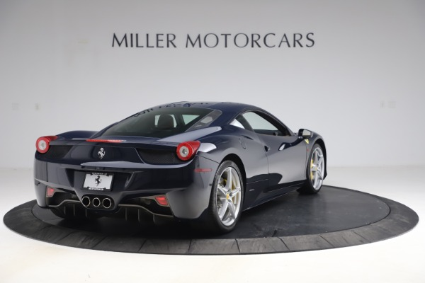 Used 2011 Ferrari 458 Italia for sale $179,900 at Bentley Greenwich in Greenwich CT 06830 7
