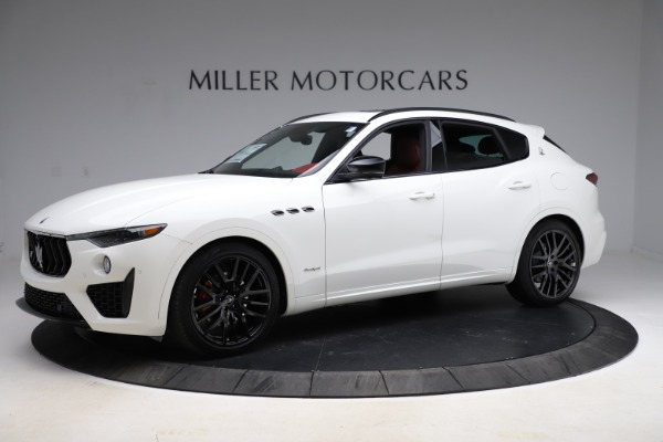 New 2021 Maserati Levante Q4 GranSport for sale $92,935 at Bentley Greenwich in Greenwich CT 06830 2
