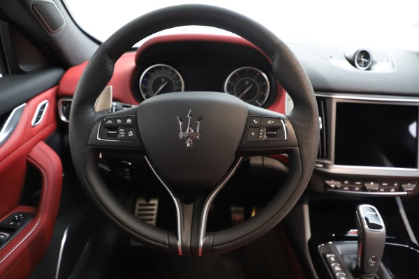 New 2021 Maserati Levante Q4 GranSport for sale Sold at Bentley Greenwich in Greenwich CT 06830 22