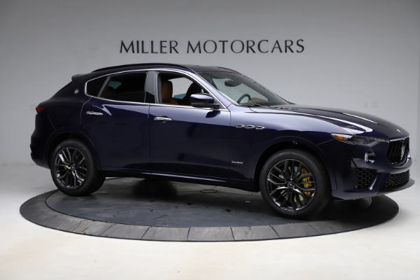 New 2021 Maserati Levante S Q4 GranSport for sale $100,185 at Bentley Greenwich in Greenwich CT 06830 10