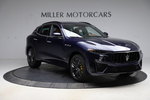 New 2021 Maserati Levante S Q4 GranSport for sale $100,185 at Bentley Greenwich in Greenwich CT 06830 11
