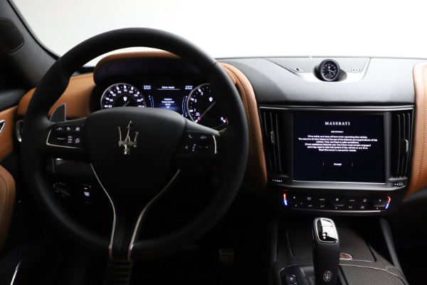New 2021 Maserati Levante S Q4 GranSport for sale $100,185 at Bentley Greenwich in Greenwich CT 06830 16