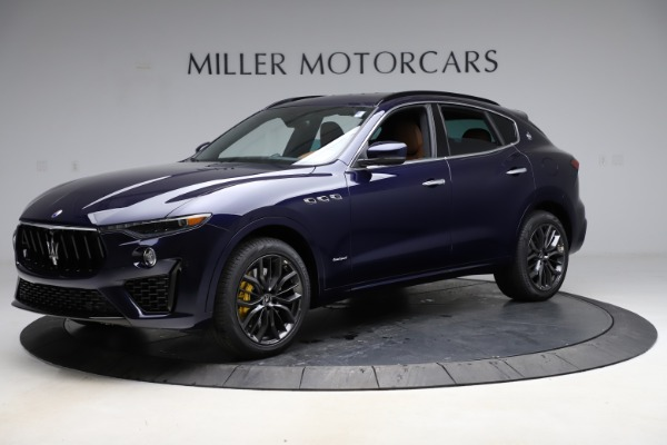 New 2021 Maserati Levante S Q4 GranSport for sale $100,185 at Bentley Greenwich in Greenwich CT 06830 2