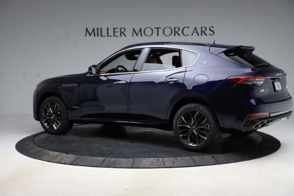 New 2021 Maserati Levante S Q4 GranSport for sale $100,185 at Bentley Greenwich in Greenwich CT 06830 4