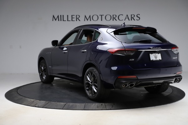 New 2021 Maserati Levante S Q4 GranSport for sale $100,185 at Bentley Greenwich in Greenwich CT 06830 5