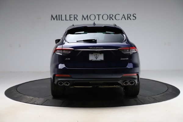 New 2021 Maserati Levante S Q4 GranSport for sale $100,185 at Bentley Greenwich in Greenwich CT 06830 6