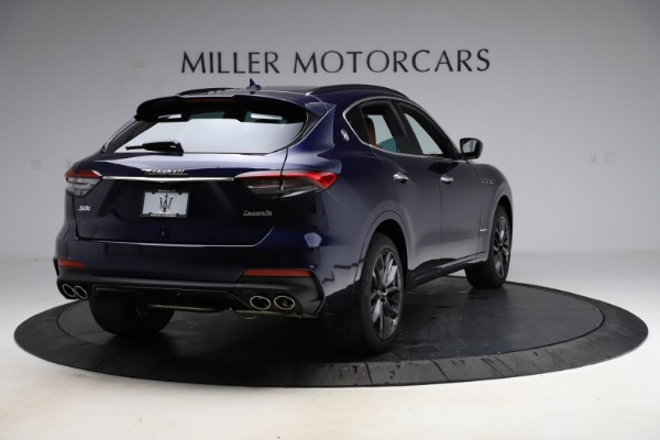 New 2021 Maserati Levante S Q4 GranSport for sale $100,185 at Bentley Greenwich in Greenwich CT 06830 7