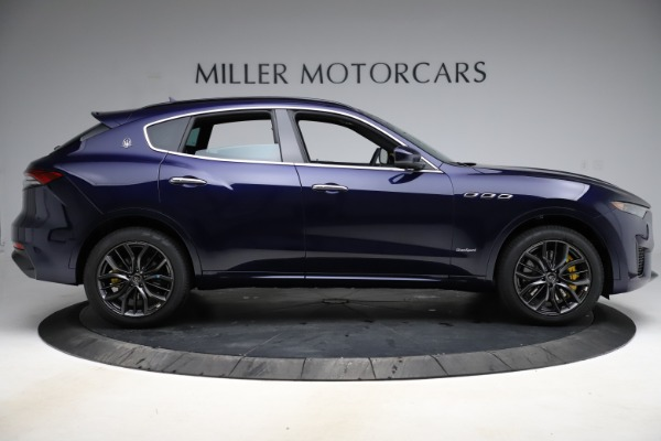 New 2021 Maserati Levante S Q4 GranSport for sale $100,185 at Bentley Greenwich in Greenwich CT 06830 9