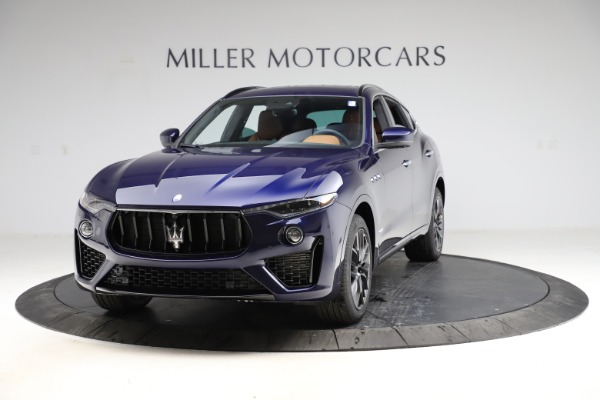 New 2021 Maserati Levante S Q4 GranSport for sale $100,185 at Bentley Greenwich in Greenwich CT 06830 1