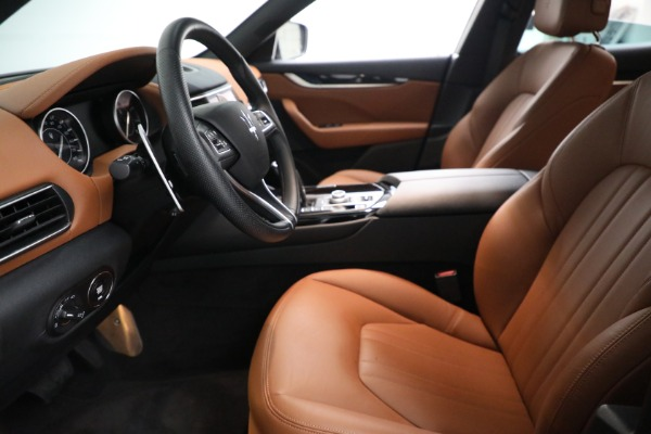 New 2021 Maserati Levante Q4 for sale Call for price at Bentley Greenwich in Greenwich CT 06830 11