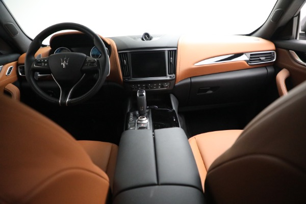 New 2021 Maserati Levante Q4 for sale Call for price at Bentley Greenwich in Greenwich CT 06830 13
