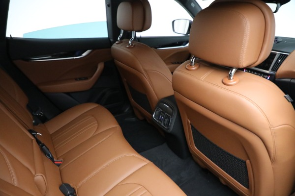 New 2021 Maserati Levante Q4 for sale Call for price at Bentley Greenwich in Greenwich CT 06830 18
