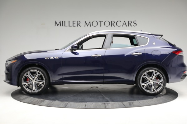 New 2021 Maserati Levante Q4 for sale Call for price at Bentley Greenwich in Greenwich CT 06830 2