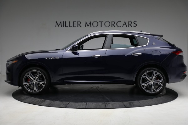 New 2021 Maserati Levante Q4 for sale Call for price at Bentley Greenwich in Greenwich CT 06830 3