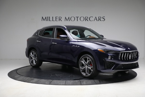 New 2021 Maserati Levante Q4 for sale Call for price at Bentley Greenwich in Greenwich CT 06830 8