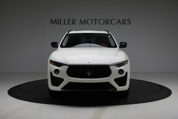 New 2021 Maserati Levante Q4 for sale $76,769 at Bentley Greenwich in Greenwich CT 06830 11