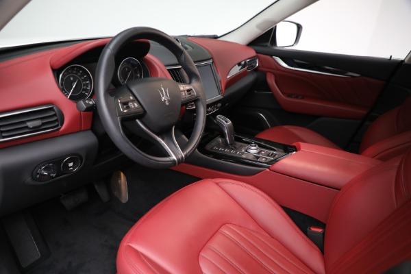 New 2021 Maserati Levante Q4 for sale $76,769 at Bentley Greenwich in Greenwich CT 06830 12