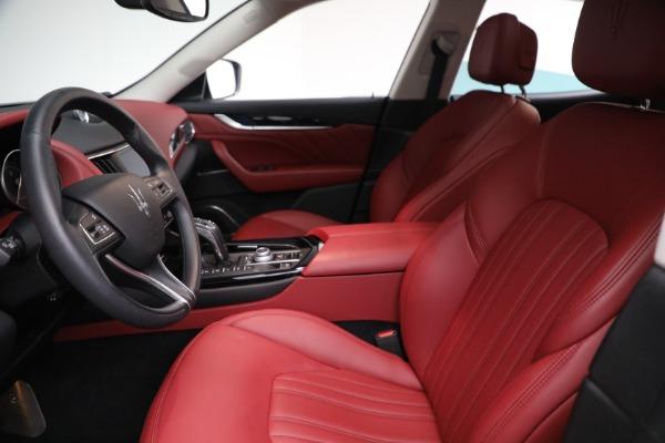 New 2021 Maserati Levante Q4 for sale $76,769 at Bentley Greenwich in Greenwich CT 06830 13
