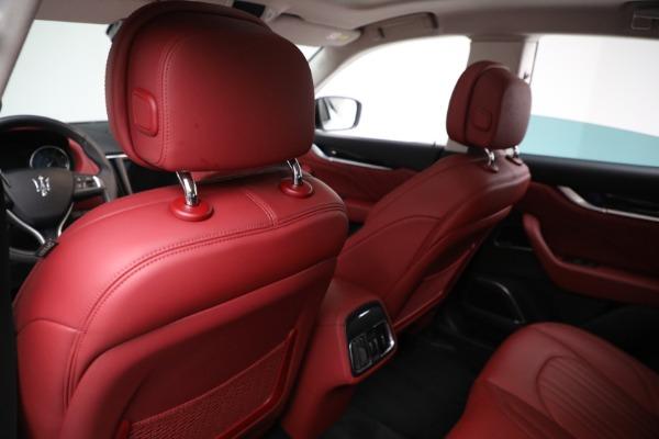 New 2021 Maserati Levante Q4 for sale $76,769 at Bentley Greenwich in Greenwich CT 06830 15