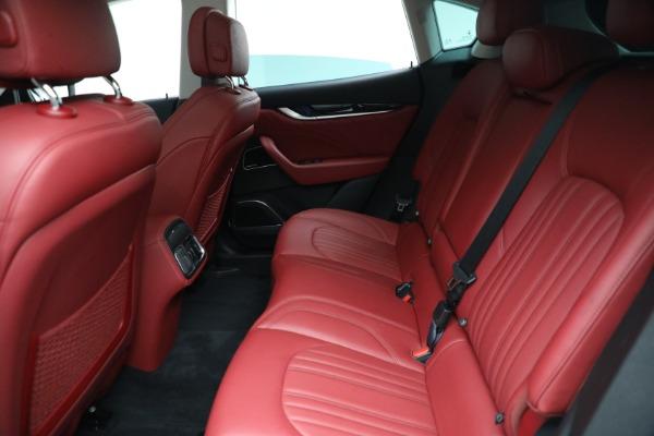 New 2021 Maserati Levante Q4 for sale $76,769 at Bentley Greenwich in Greenwich CT 06830 16