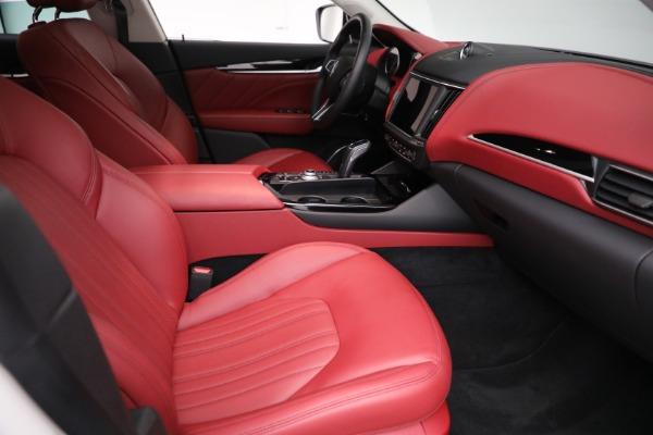 New 2021 Maserati Levante Q4 for sale $76,769 at Bentley Greenwich in Greenwich CT 06830 20