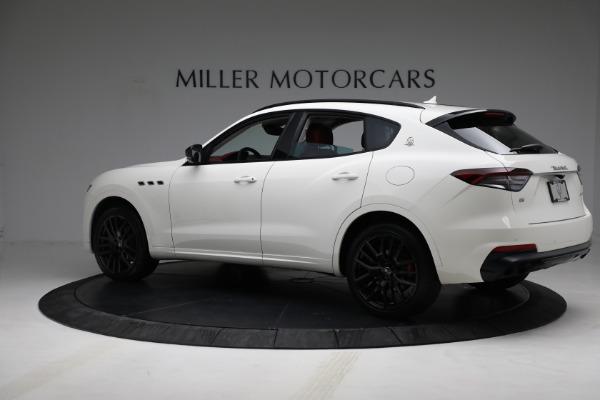 New 2021 Maserati Levante Q4 for sale $76,769 at Bentley Greenwich in Greenwich CT 06830 4