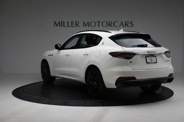 New 2021 Maserati Levante Q4 for sale $76,769 at Bentley Greenwich in Greenwich CT 06830 5