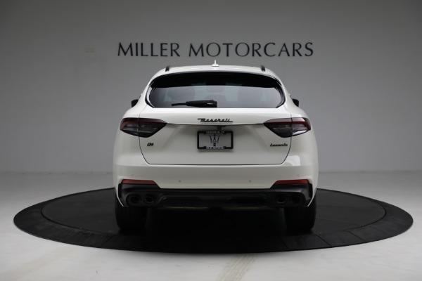 New 2021 Maserati Levante Q4 for sale $76,769 at Bentley Greenwich in Greenwich CT 06830 6