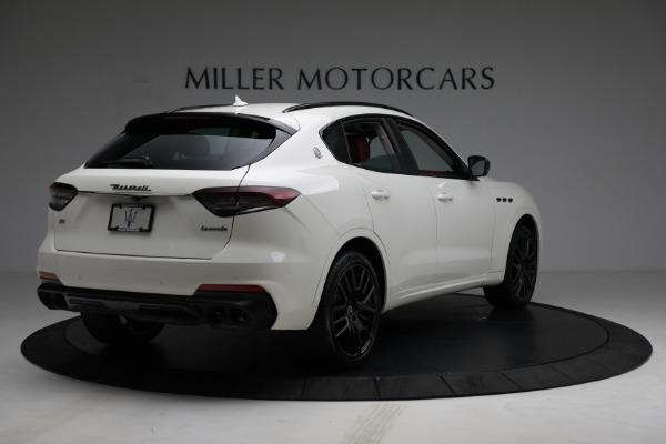 New 2021 Maserati Levante Q4 for sale $76,769 at Bentley Greenwich in Greenwich CT 06830 7