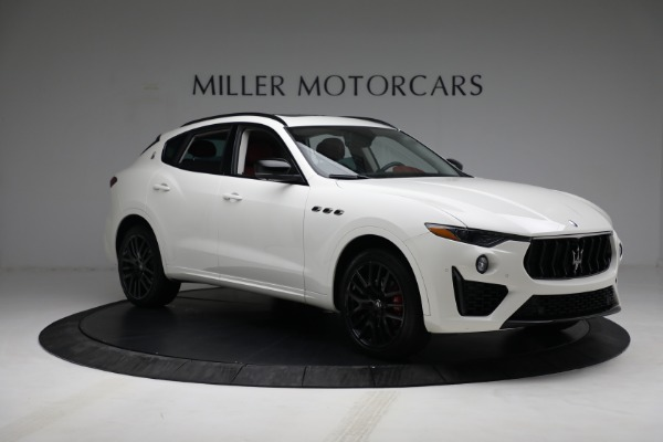 New 2021 Maserati Levante Q4 for sale $76,769 at Bentley Greenwich in Greenwich CT 06830 9