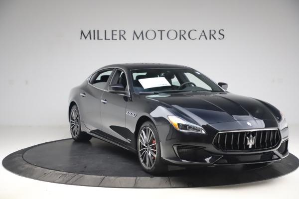 New 2021 Maserati Quattroporte S Q4 GranSport for sale $129,185 at Bentley Greenwich in Greenwich CT 06830 11