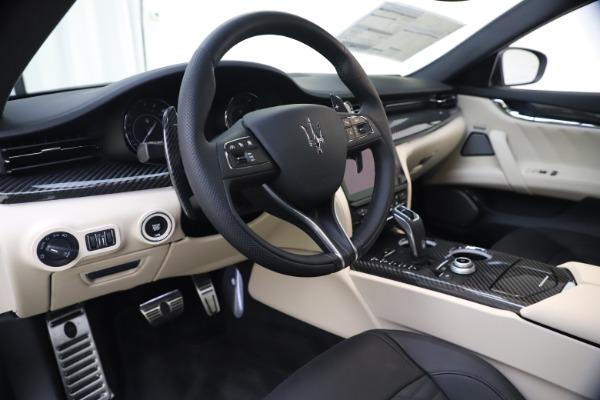 New 2021 Maserati Quattroporte S Q4 GranSport for sale $129,185 at Bentley Greenwich in Greenwich CT 06830 13