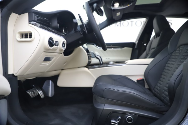 New 2021 Maserati Quattroporte S Q4 GranSport for sale $129,185 at Bentley Greenwich in Greenwich CT 06830 14