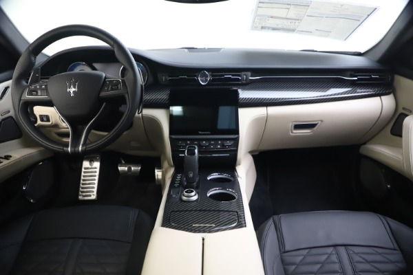 New 2021 Maserati Quattroporte S Q4 GranSport for sale $129,185 at Bentley Greenwich in Greenwich CT 06830 16