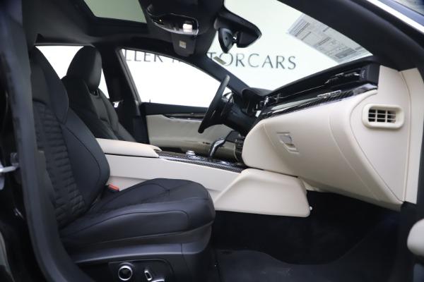 New 2021 Maserati Quattroporte S Q4 GranSport for sale $129,185 at Bentley Greenwich in Greenwich CT 06830 19