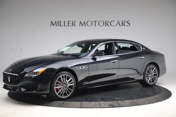 New 2021 Maserati Quattroporte S Q4 GranSport for sale $129,185 at Bentley Greenwich in Greenwich CT 06830 2