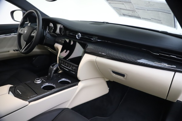 New 2021 Maserati Quattroporte S Q4 GranSport for sale $129,185 at Bentley Greenwich in Greenwich CT 06830 20