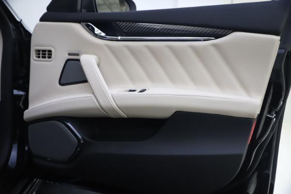 New 2021 Maserati Quattroporte S Q4 GranSport for sale $129,185 at Bentley Greenwich in Greenwich CT 06830 21