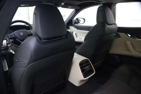 New 2021 Maserati Quattroporte S Q4 GranSport for sale $129,185 at Bentley Greenwich in Greenwich CT 06830 24