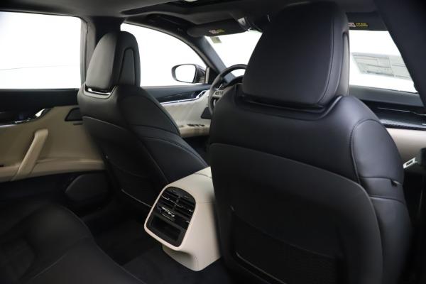 New 2021 Maserati Quattroporte S Q4 GranSport for sale $129,185 at Bentley Greenwich in Greenwich CT 06830 27