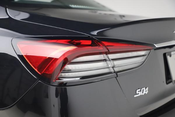 New 2021 Maserati Quattroporte S Q4 GranSport for sale $129,185 at Bentley Greenwich in Greenwich CT 06830 28